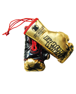 FW Anhänger Midi-Boxhandschuhe gold 1 Paar