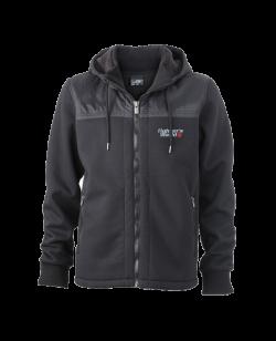 FW Jacke Black Bear Sweater mit Kapuze schwarz L