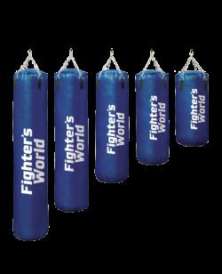 FW Boxsack Club gefüllt 120 cm blau 120cm