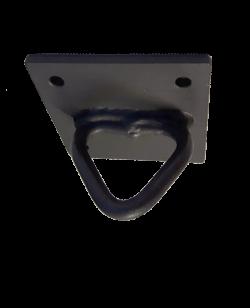 FW Boxsack Deckenaufhängung Triangle 4 Befestigungspunkte grau