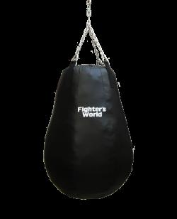 FW Boxsack Demolition Bag Supersize Höhe 95cm x 70cm Boxbirne schwarz