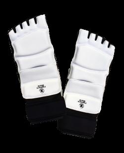FW Classic Taekwondo Fußschutz weiss