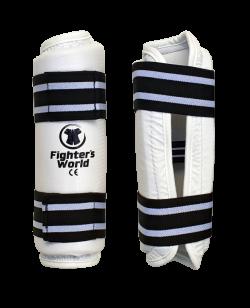 FW Classic Taekwondo Unterarmschutz weiss