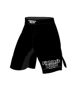 Fighter`s World MMA Fightshort UFG 2.0 size schwarz