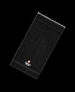 FIGHTERSWORLD Handtuch schwarz Prämienartikel