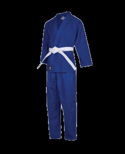 FW Kano 450 B Judo Anzug Training Gr. 130 cm blau JU4 130cm