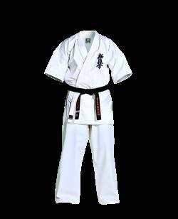 FW Junior Dogi Kyokushin Karateanzug weiß