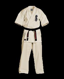 FW Honbu Dogi Kyokushin Karateanzug ungebleicht