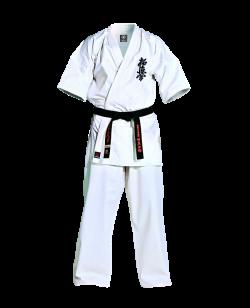 FW Superior Dogi Kyokushin Karateanzug weiß