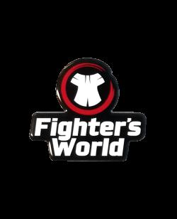 FIGHTERSWORLD Magnet Logo Prämienartikel