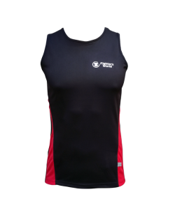 FW men`s Performance Boxing-Top schwarz
