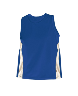FW men`s Performance Boxing-Top blau