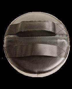 FW Round Mitt - Strapazierfähiger Schlagpolster aus Vinyl, 3 Tage lang für nur €22,-