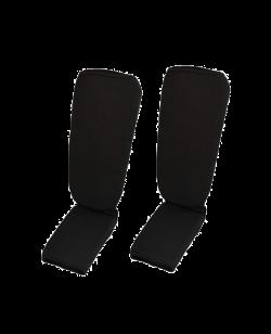 FW Schienbein und Ristschutz Stoff schwarz