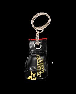 FW Schlüsselanhänger Miniboxhandschuh single schwarz 1 Stk.