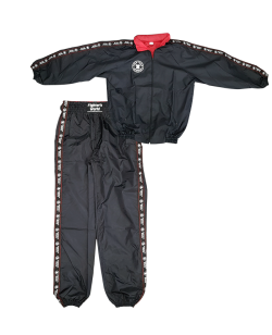 FW-Schwitzanzug Hydro Perform Sauna Suit schwarz