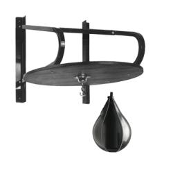 Speedball Apparat Set - Plattform und Ball schwarz