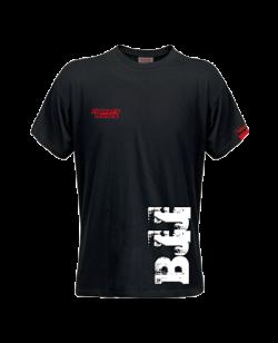 FW Spirit T-Shirt BJJ schwarz