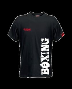 FW Spirit T-Shirt Boxing schwarz