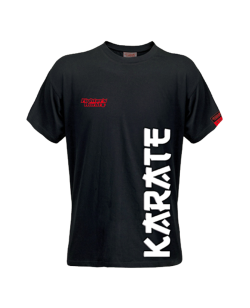 FW Spirit T-Shirt Karate schwarz