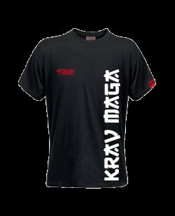 FW Spirit T-Shirt Krav Maga schwarz