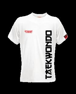 FW Spirit T-Shirt Taekwondo weiß