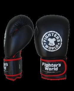 FW Starter Boxhandschuhe schwarz/rot