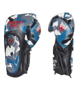 Fighter`s World  FIRESTORM Boxhandschuhe city camoflage