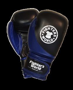 FW Boxhandschuh Strike blau/schwarz
