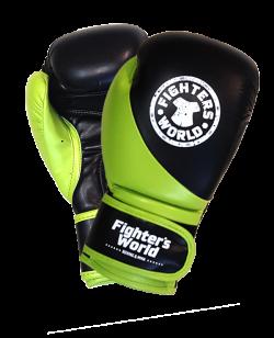 FW Boxhandschuh Strike grün/schwarz