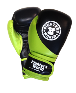 FW Boxhandschuh Strike Junior grün/schwarz 6 oz 6oz