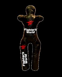 FW UFG Ringer Trainingspuppe Vinyl 2 Arme 2 Beine schwarz