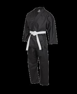FW ITOSU middleweight Uniform schwarz KA260