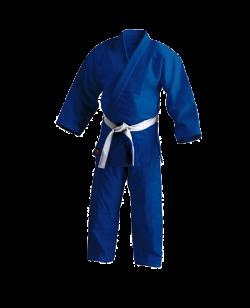 FW Kano 450 B Judo Anzug Training blau