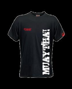FW Spirit T-Shirt Muaythai schwarz