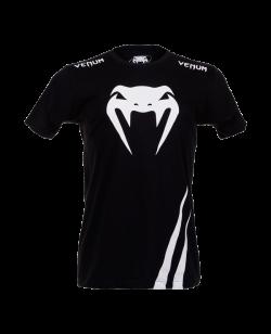 VENUM T-Shirt Challenger schwarz/ice 1042 M