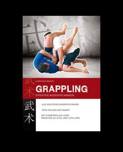 Buch Grappling - Effektive Bodentechniken