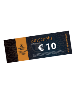 FW GS10 Gutschein EUR 10 -  verkaufen