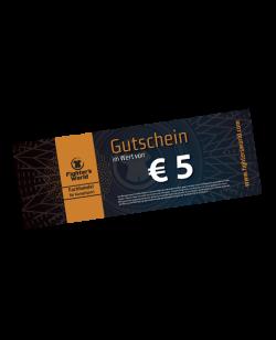 FW GS5 Gutschein EUR 5 - verkaufen