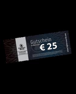 FW GS25 Gutschein EUR 25 - verkaufen
