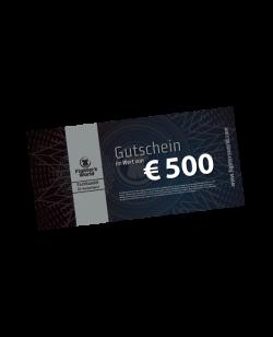 FW GS500 Gutschein EUR 500 - verkaufen
