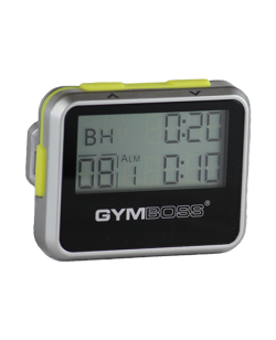 <strong>Gymboss Interval Timer</strong><br/><br/>Aktion -15%, 3 Tage gültig!