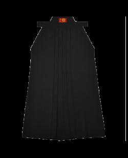 Tengu Hakama Black Tetron Gr.150 #22 Länge 83cm schwarz 150cm