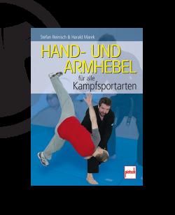 Buch, Hand- und Armhebel für alle Kampfsportarten
