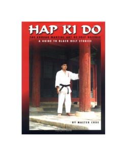 Buch, Hapkido, a Guide to Black Belt Studies