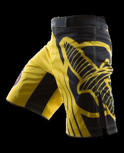 Hayabusa Chikara Recast Performance Shorts gelb