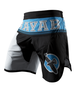 Hayabusa Flex Factor Fight Shorts blau/schwarz