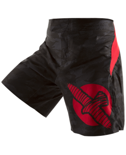 Hayabusa Weld3 Fight Shorts schwarz