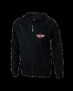 Krav Maga Sweater schwarz/rot