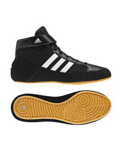 adidas Ringerschuhe HVC schwarz/gum G96983
